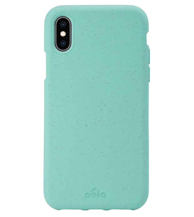 Ocean Turquoise Eco-Friendly Pela Case - iPhone X