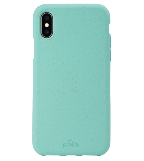 Ocean Turquoise Eco-Friendly Pela Case - iPhone XS Max