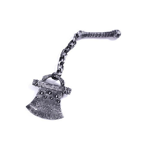Chain Axe with Synapticula Prisoner Acting Film Movie Prop Halloween Costume Party Trick Props