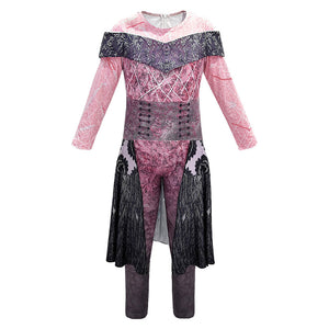 Kids Halloween Jumpsuit Descendants 3 Evil Audrey Cosplay Costume Kids Bodysuits