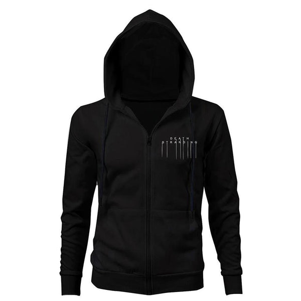 Unisex Léa Hoodies Death Stranding Zip Up 3D Print Jacket Sweatshirt