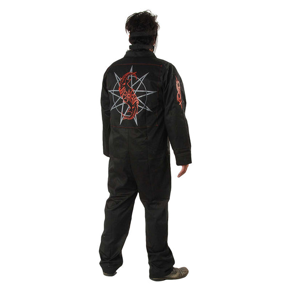 Adult Slipknot Band Uniform Cosplay Costume for Halloween Stage Outfit