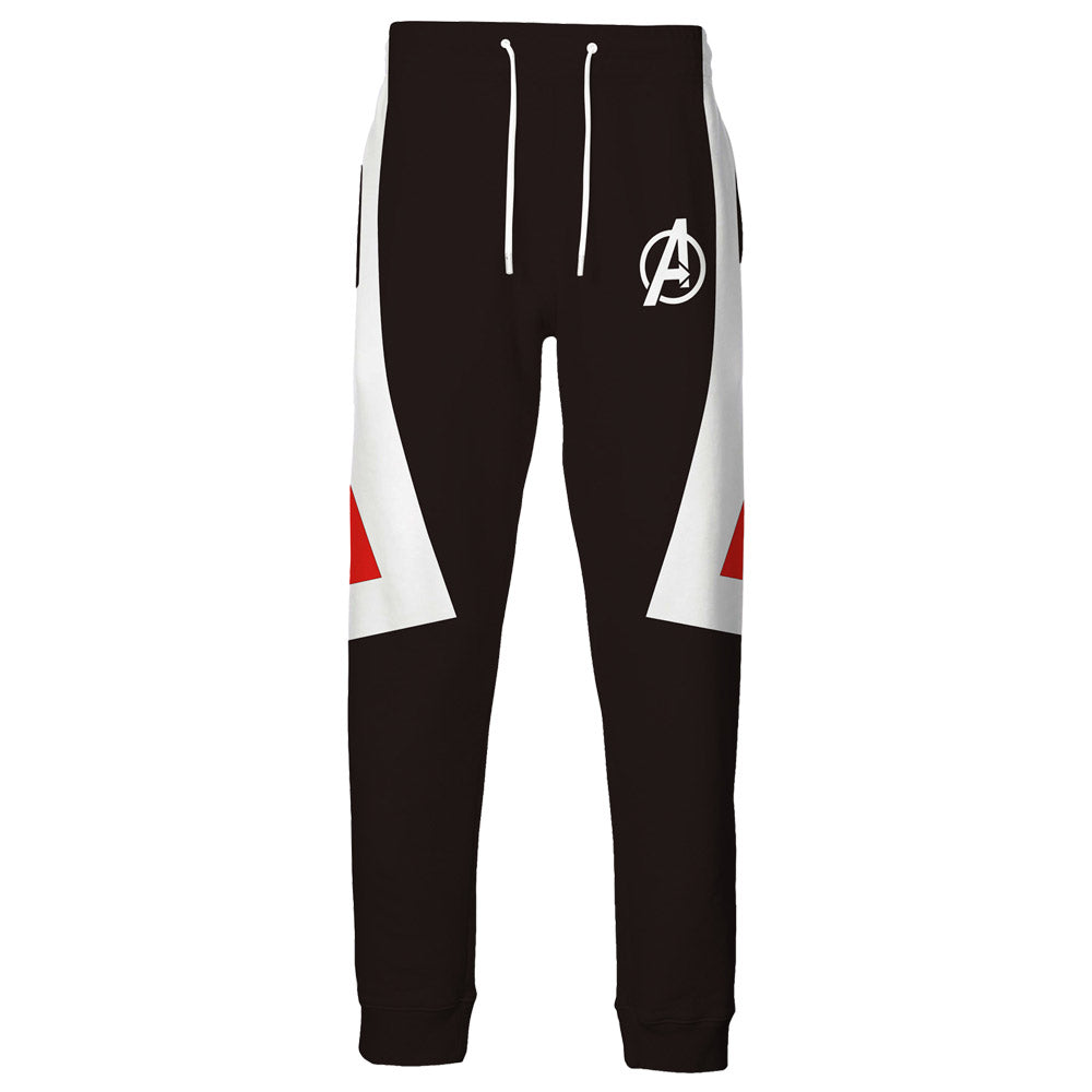 Avengers 4 Endgame Quantum Warrior Quantum Realm Sports Trousers