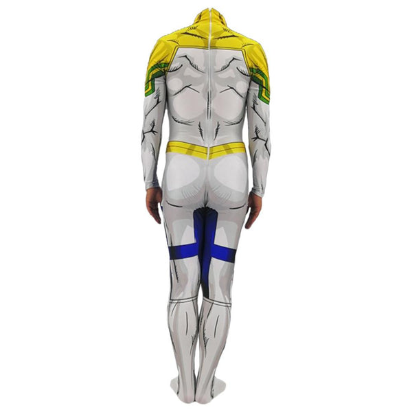 Boku No Hero My Hero Academia Le Million Mirio Togata Cosplay Costume Jumpsuit Bodysuit
