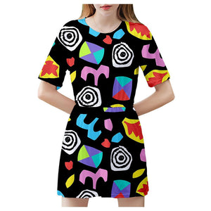 Women Halloween Stranger Things Season 3 Eleven Dress Women Fancy Party Cosplay Costume