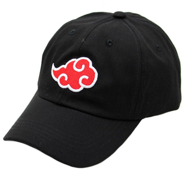 Naruto Dad Hat Uchiha Family Logo Embroidery Baseball Caps