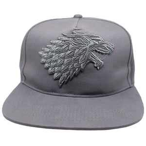 Game of Thrones Stark Banner Sigil Logo Hat