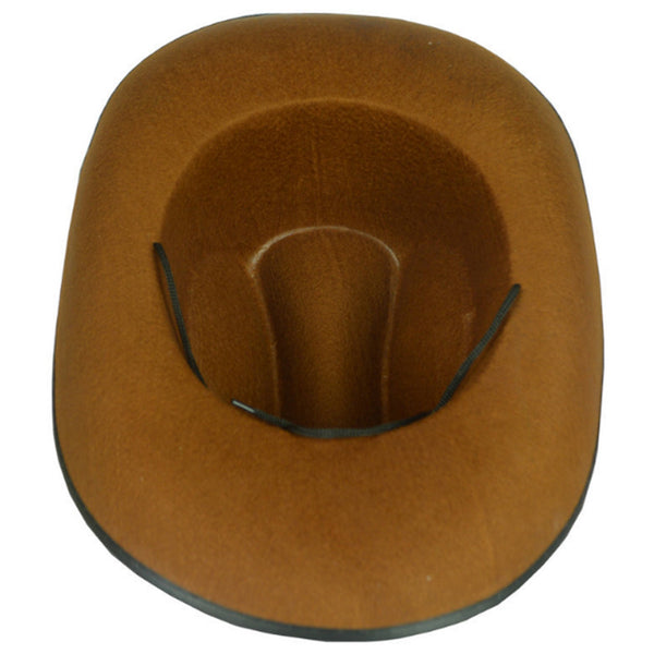 Halloween Supplies Ball Europe And The United States Zorro Cap Western Cowboy Hat Venice Cap Five-pointed Star Cap