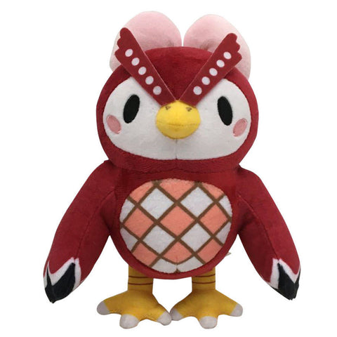 21cm Animal Crossing Celeste Fuko Cartoon Figure Plush Doll Soft Stuffed Toys Children Gift Toys Plush Toys