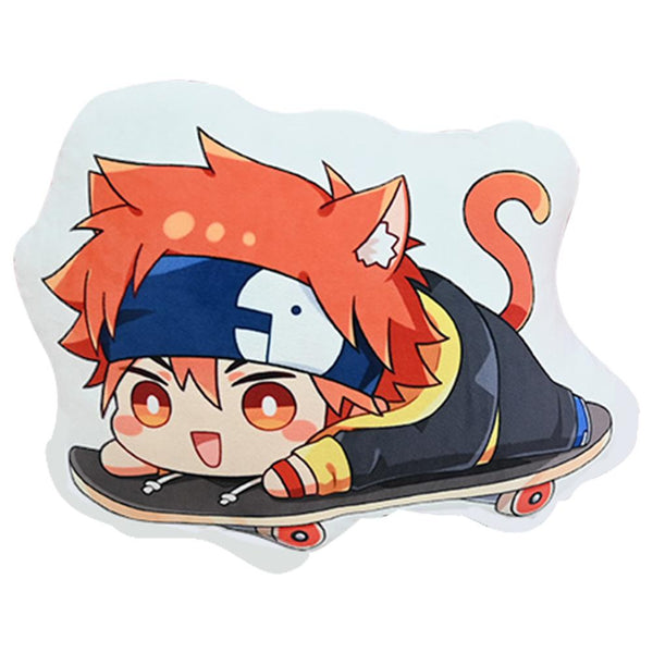 Anime SK8 the Infinity Cosplay Plush Doll Pillow Stuffed Bed Cushion Cute Anime Pillow Project