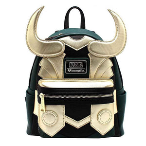 Loki Backpack Student School Bag Movie Fans Gift Travel Backpack Daypack