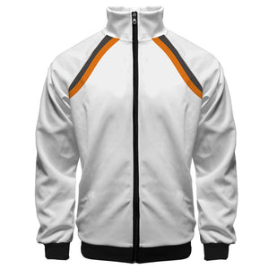 Anime Haikyuu!! Cosplay Jacket Fukurōdani Academy Volleyball Club Sportswear Costumes Coat