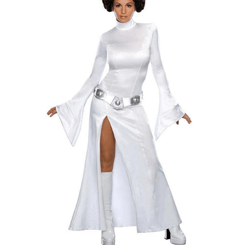Halloween Women Star Wars Secret Wishes Princess Leia Cosplay Costume