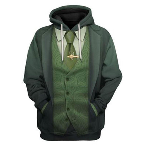 Unisex Loki Cosplay Hoodies Cartoon Harajuku Sweatshirt Pullover Graphic Hoody