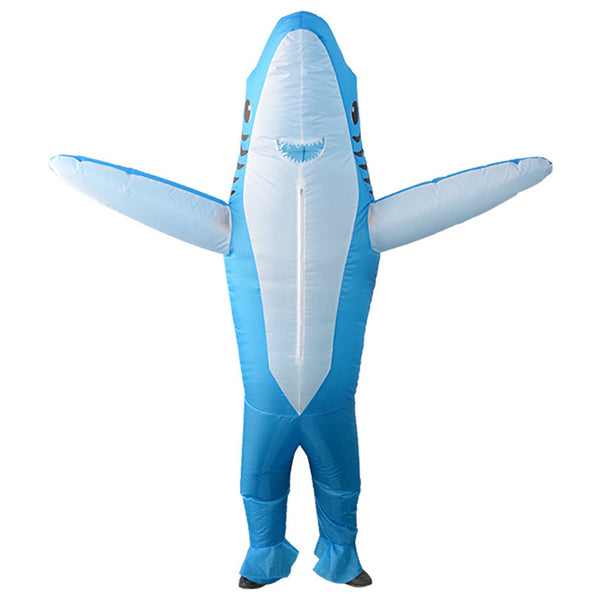 Inflatable Shark Costume Halloween Cosplay Costume