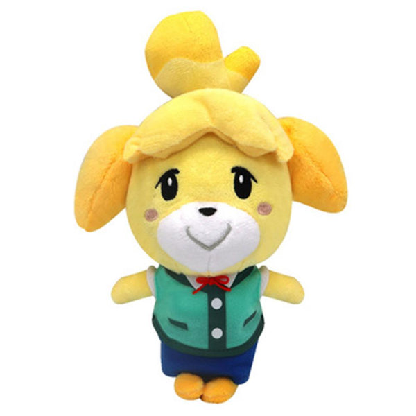 18cm Animal Crossing Cartoon Figure Plush Doll Soft Stuffed Toys Children Gift Toys Plush Toys