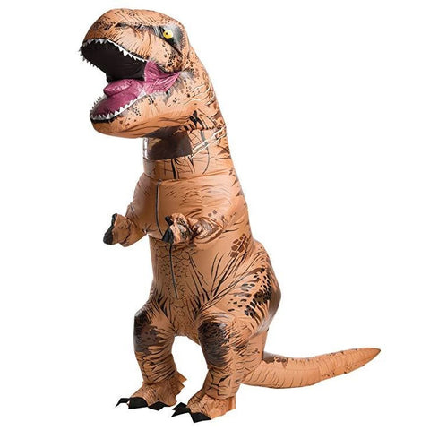 Jurassic World Adults Inflatable T-rex Cosplay Costume