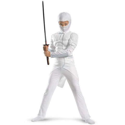 Boys Storm Shadow Child Halloween Hero Cosplay Costume