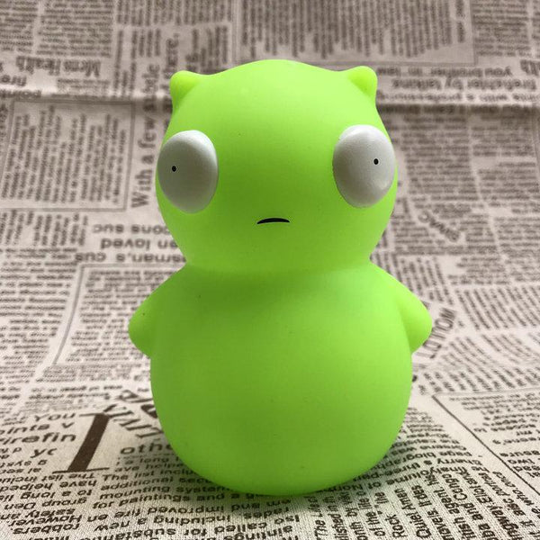 13cm Bob's Burgers Kuchi Kopi Luminous Figure Model Toys for Kids Gift Birthday XMAS Gift