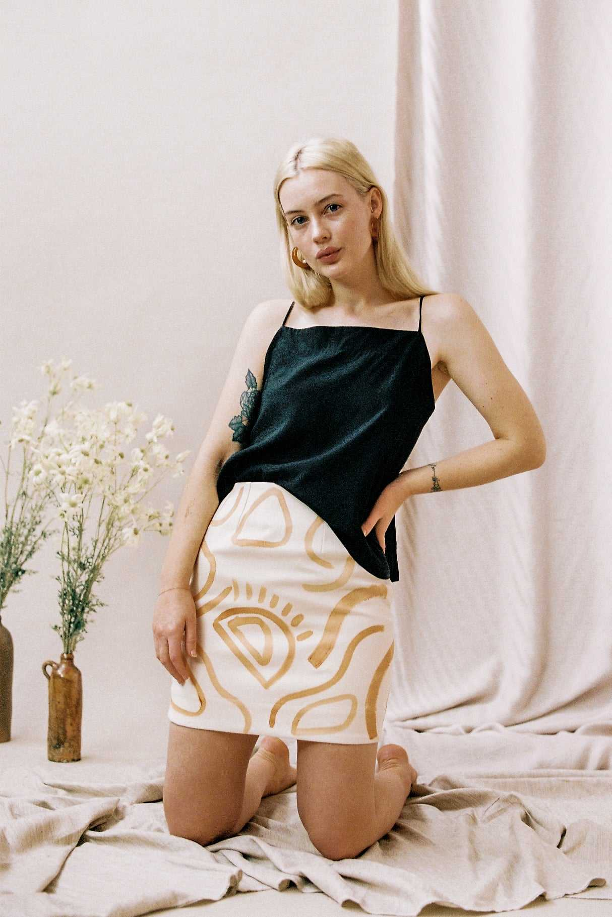 THE MOSEY SKIRT  by Mosey Me