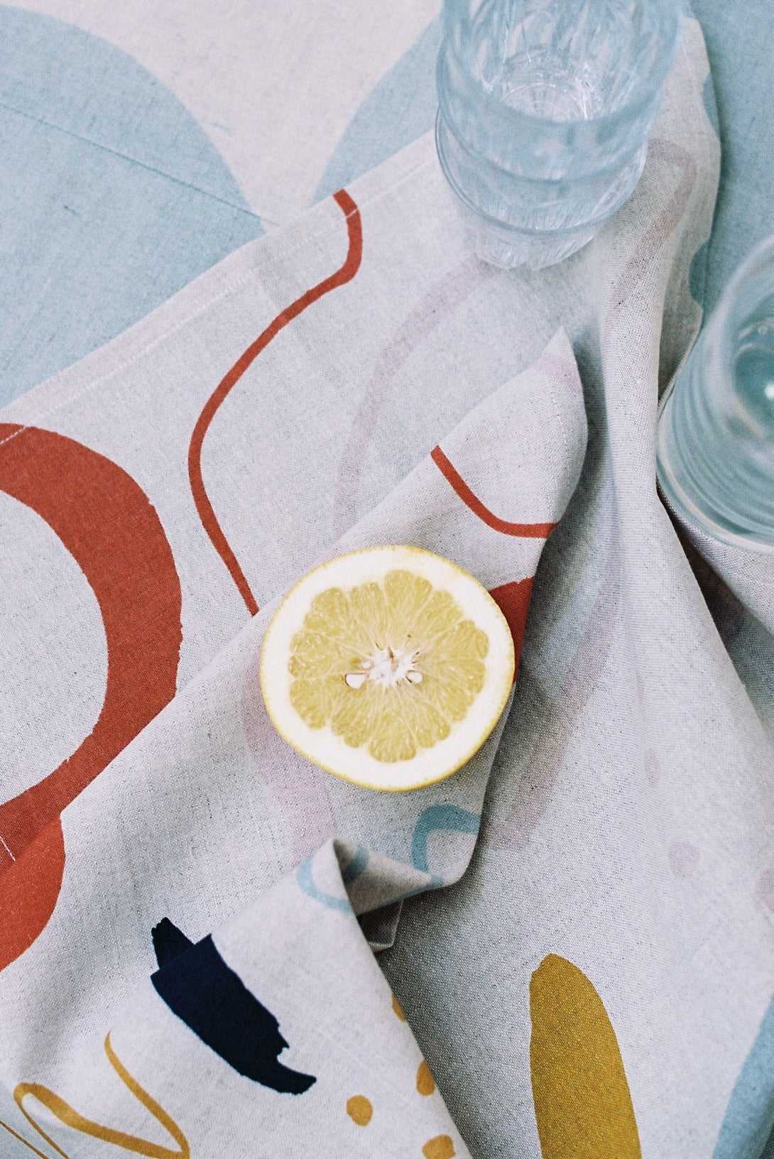Low Tide Napkin Set  by Mosey Me