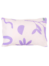 Load image into Gallery viewer, Floral Dreams Standard Pillowcase set Lavender & Mustard  by Mosey Me