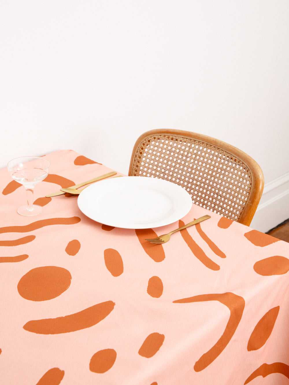 DOT DASH NAPKIN SET  by Mosey Me