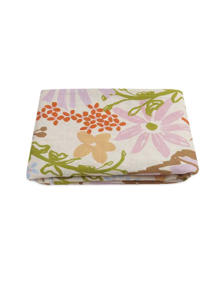 The Garden Linen Tablecloth  by Mosey Me