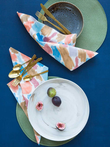 Texta Napkin Set  by Mosey Me