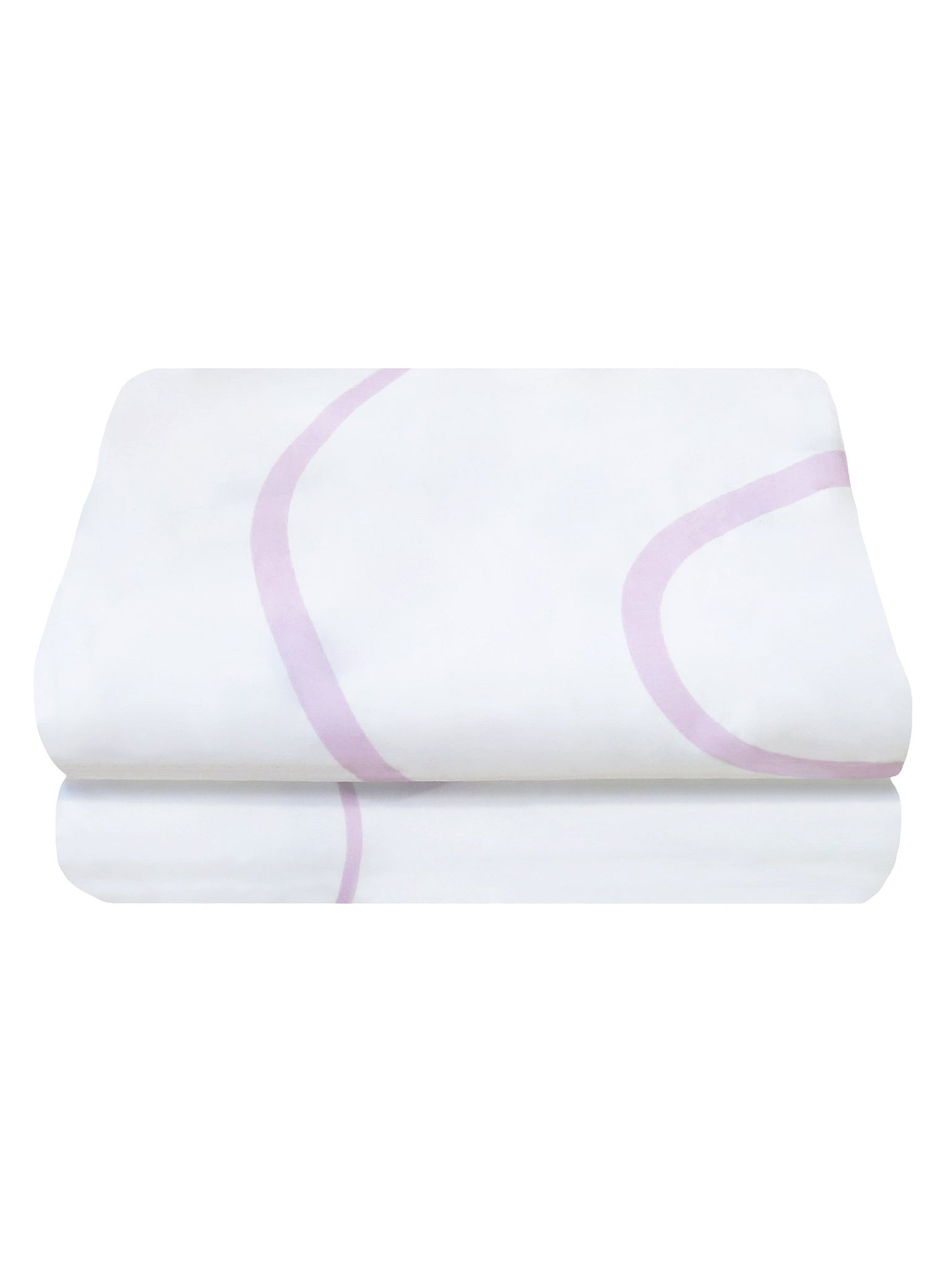 Salento Quilt Cover Set in Wine & Orchid  by Mosey Me