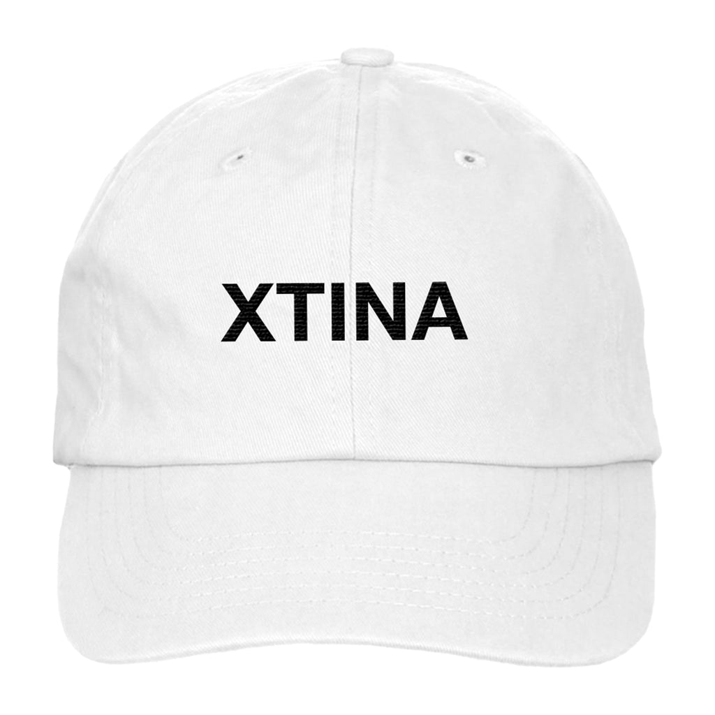 Xtina Liberation Tour White Hat - Christina Aguilera