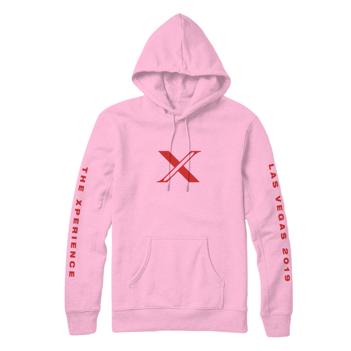 Xperience Pink Hoodie - Christina Aguilera