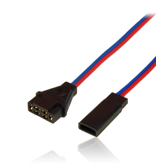 Adapter lead MPX/JR