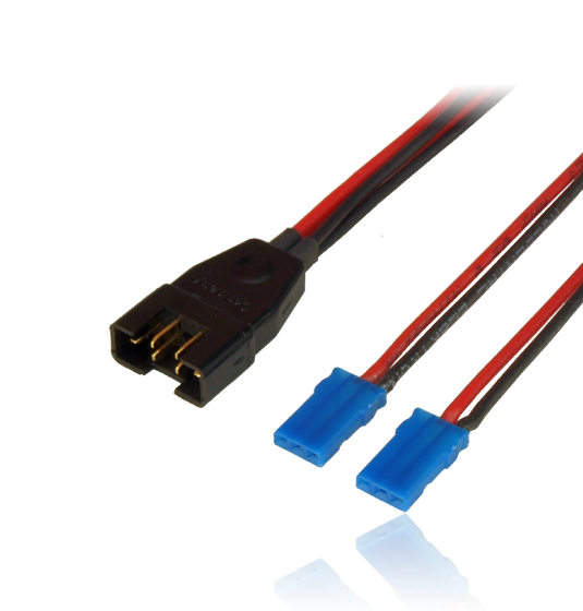 Adapter lead MPX/2xJR