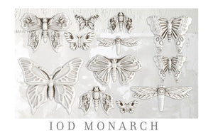 IOD Monarch 6 x 10 Decor Moulds