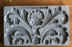 IOD / Acanthus Scroll Decor Moulds