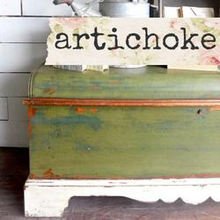 Load image into Gallery viewer, artichoke, sweets pickins milk paint