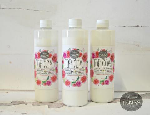 Top Coat Sweet Pickins Milk Paint