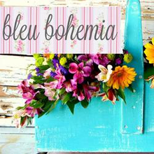 Load image into Gallery viewer, bleu bohemia, sweet pickins milk paint