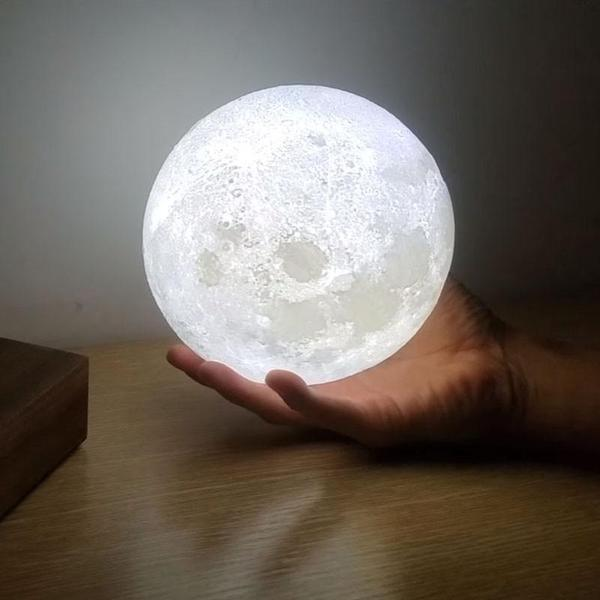 Levitating Mystic Moon Lamp
