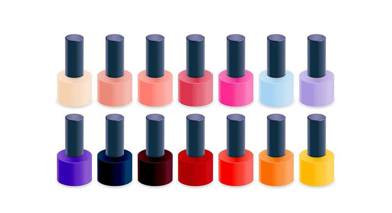 Nail coloring trends