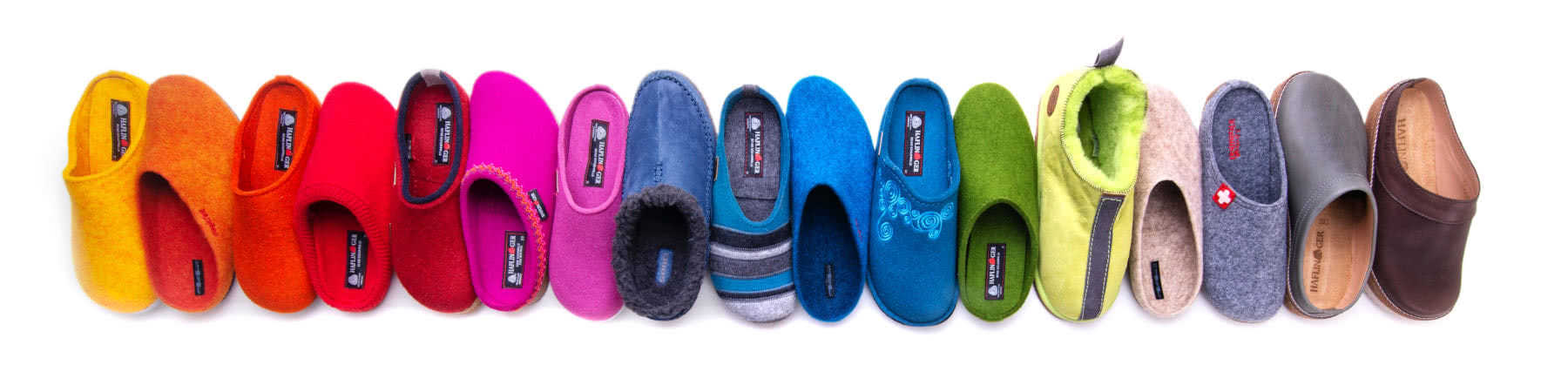 Slippers Rainbow