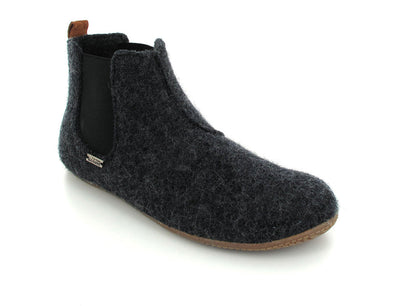 anthracite Living Kitzbühel Chelsea Boot Slippers