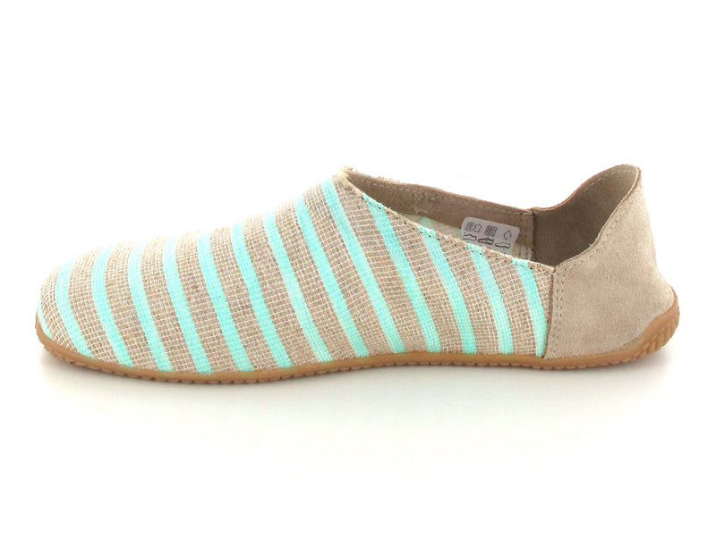teal living-kitzbuehel-summer-cotton-slippers side