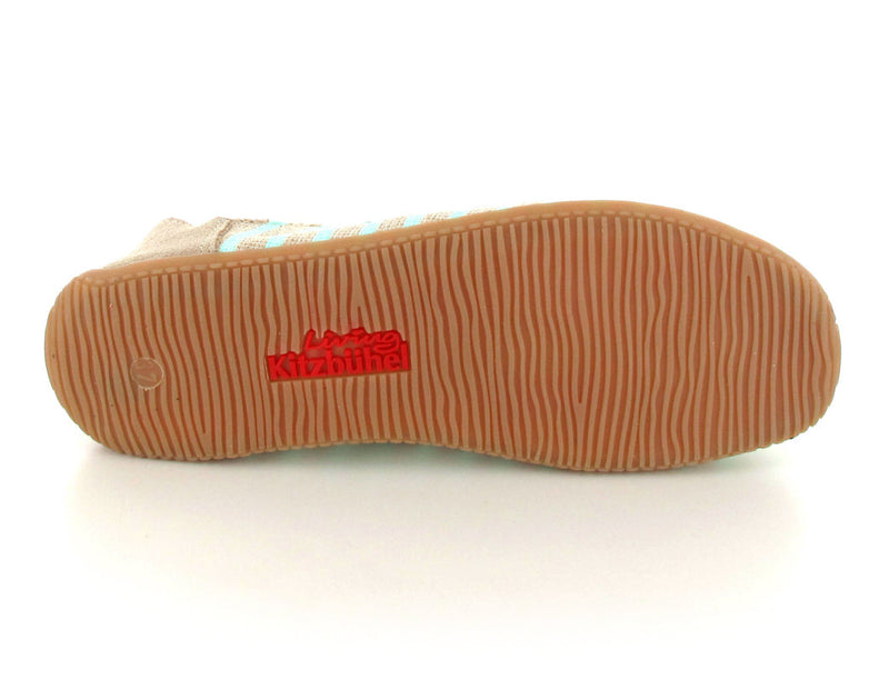 teal living-kitzbuehel-summer-cotton-slippers sole