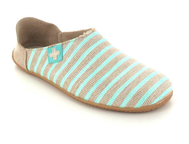 teal living-kitzbuehel-summer-cotton-slippers