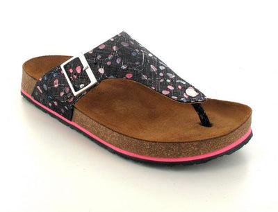 conny schwarzmagenta haflinger-thong-sandals-conny-sprinkles