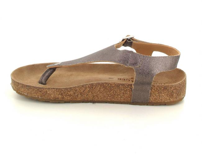 bronze haflinger-closed-thong-sandals-cosima side