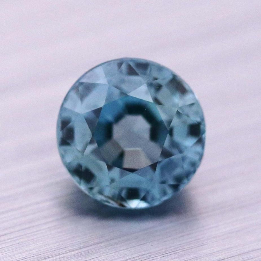1.38ct Round Mixed cut Sapphire