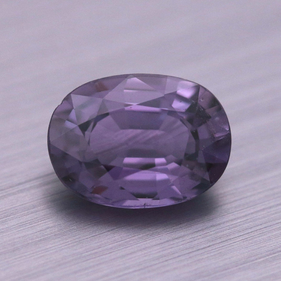 2.75ct Oval Mixed Cut Sapphire